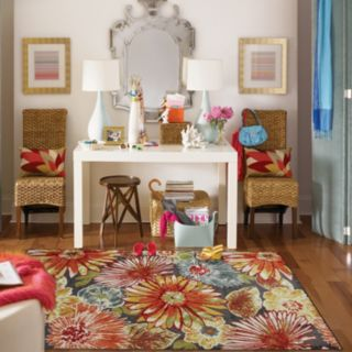 Mohawk® Home Charm Floral Rug