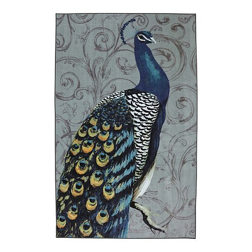 Mohawk® Home Peacock Feather Rug