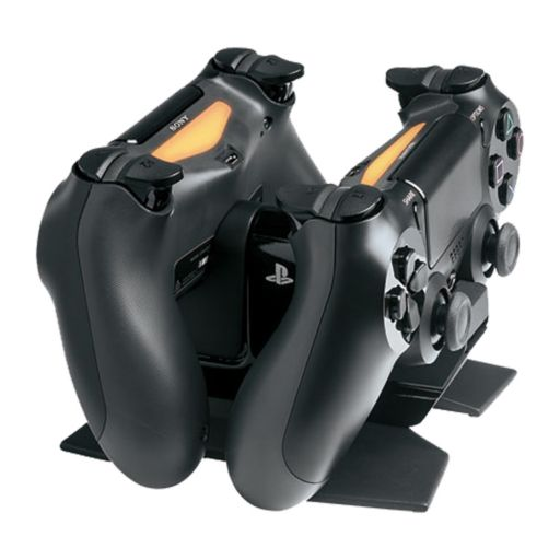 PowerA DualShock 4 Dual Controller Charging Station for Sony PlayStation 4