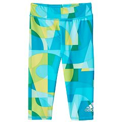 Girls 4-6x adidas Printed Capri Leggings