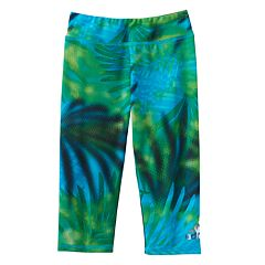 Girls 4-6x adidas Printed Capri Leggings
