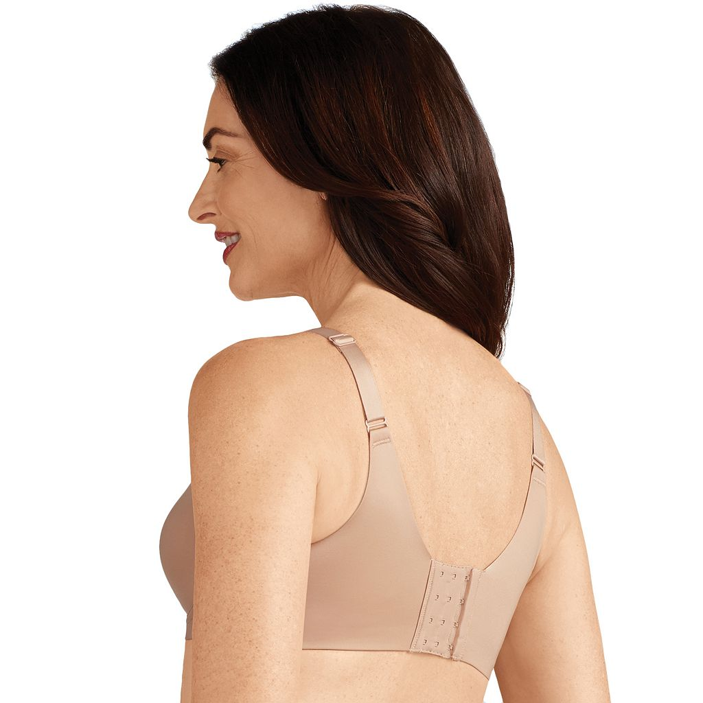 Amoena Bra: Magdalena Back Smoother Wire-Free Bra 2463 - Women's