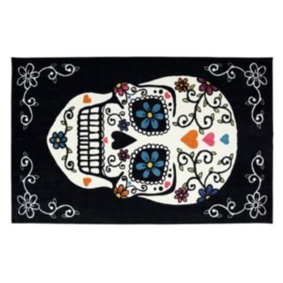 Mohawk® Home Sugar Skull Rug
