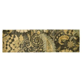 Nourison Jaipur Floral Paisley Wool Rug