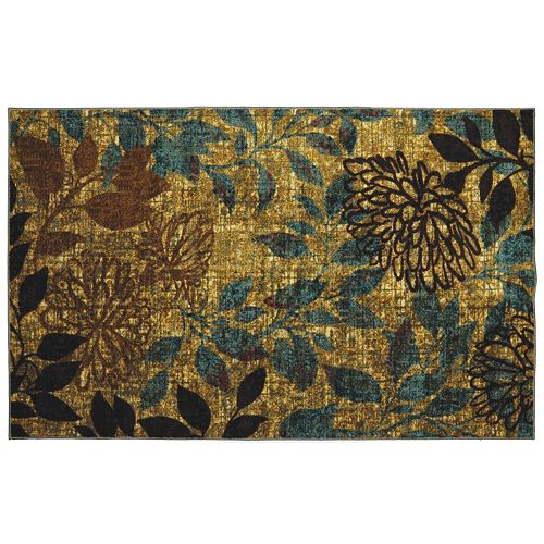 Mohawk® Home Mystic Garden Floral Rug
