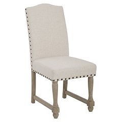 Ave Six Kingman Linen Dining Chair