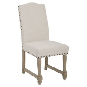 Ave Six Kingman Linen Dining Chair