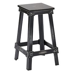 OSP Designs New Castle Metal Barstool