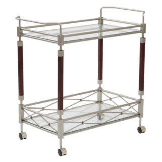 OSP Designs Melrose Serving Cart