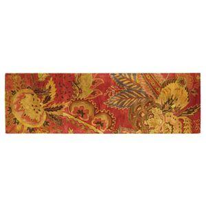 Nourison Jaipur Large Floral Wool Rug