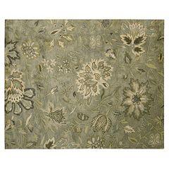 Nourison Jaipur Floral Wool Rug
