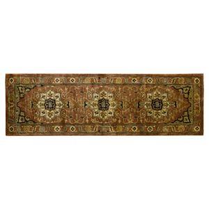 Nourison Jaipur Framed Floral Wool Rug