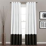 Lush Decor 2-pack Prima Window Curtains
