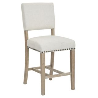 Ave Six Carson Open-Back Counter Stool