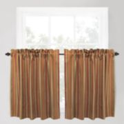 Park B. Smith Raynier Tier Curtain Pair