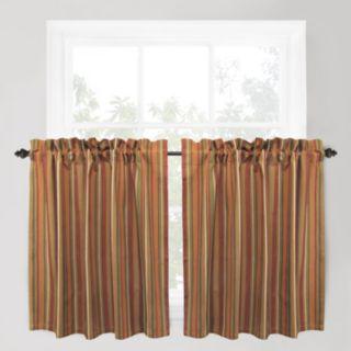 Park B. Smith Raynier Tier Curtain Pair