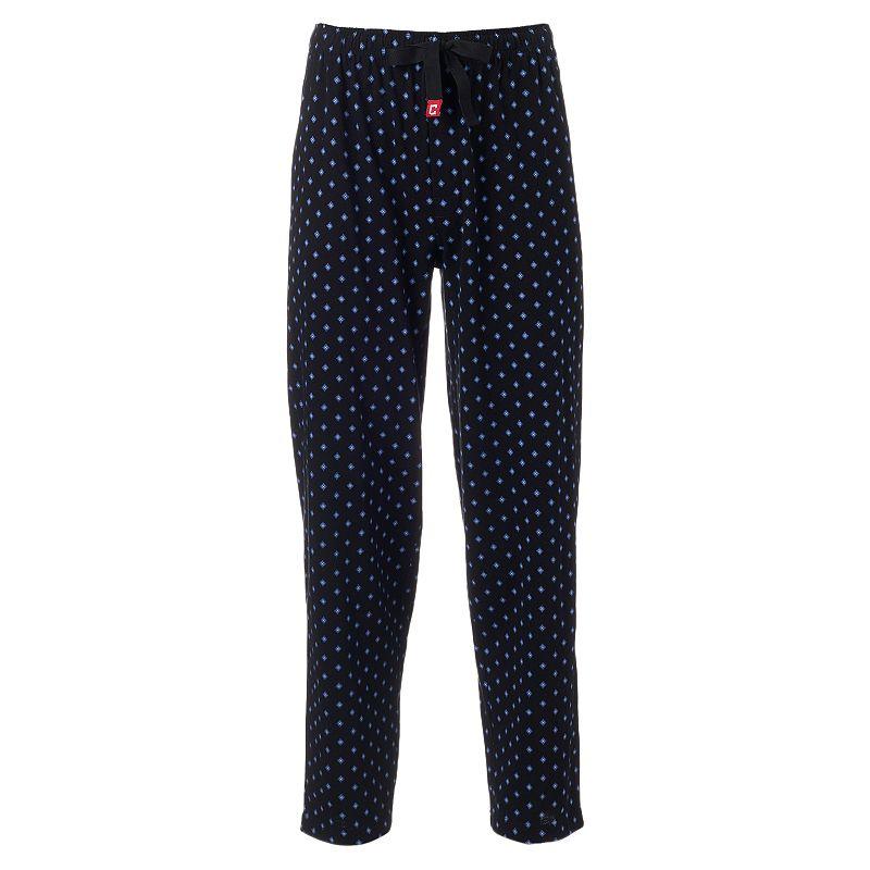 Men's Chaps Geometric Knit Lounge Pants