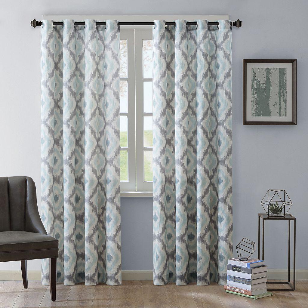 INK+IVY Ankara Window Curtain