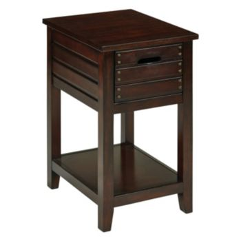 OSP Designs Camille Side Table
