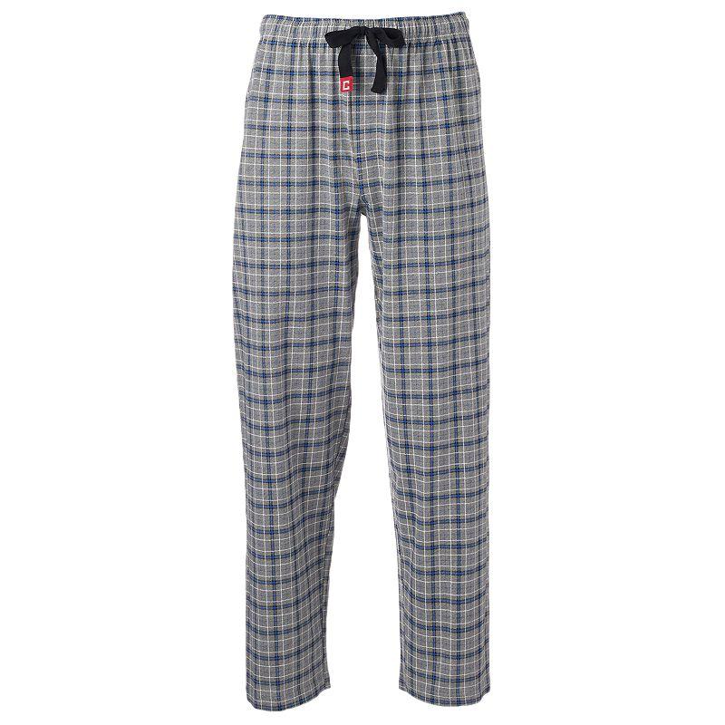 Men's Chaps Plaid Knit Lounge Pants