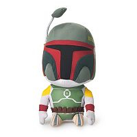 Star Wars Boba Fett Super Deformed Plush by Comic Images