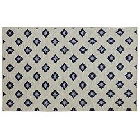 Mohawk® Home Button Fleur Ornamental Rug
