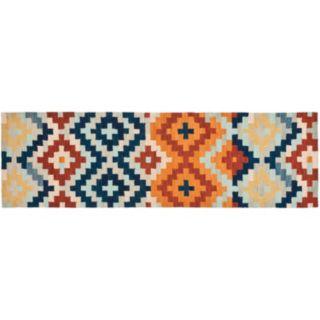 Safavieh Chelsea Bohemia Geometric Hand Hooked Wool Rug - 5'3'' x 8'3''