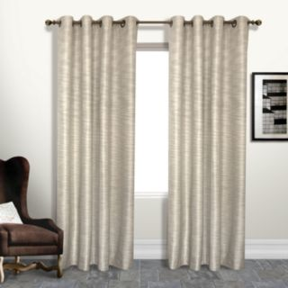 United Curtain Co. 1-Panel Brighton Window Curtain