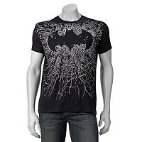 DC Comics Batman Broken Glass Logo Tee - Men