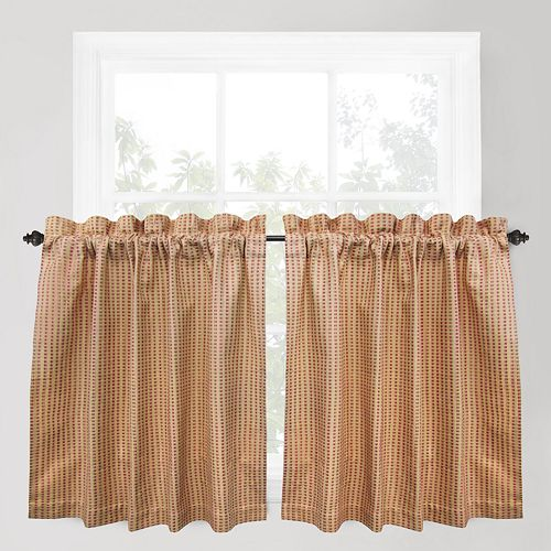 Park B. Smith 1-Panel Cortina Window Curtain