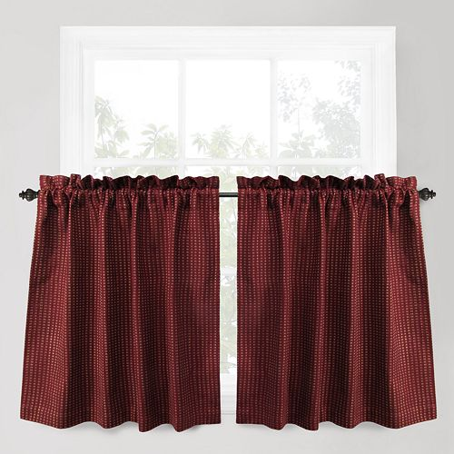 Park B. Smith 1-Panel Cortina Window Curtain