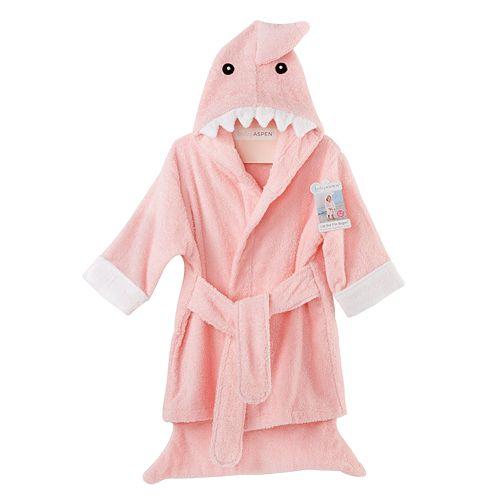 Baby Aspen 12-18 Months Shark Terrycloth Robe