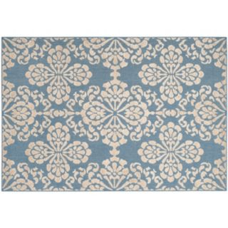 Safavieh Cottage Scarborough Medallion Indoor Outdoor Rug