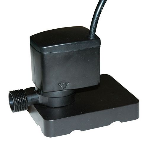 Blue Wave Dredger Jr. 350-GPH Manual Above-Ground Pool Winter Cover Pump