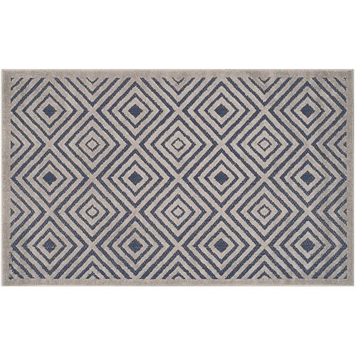 Safavieh Cottage Stanton Medallion Indoor Outdoor Rug