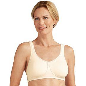 Amoena Bra: Katy Soft Cup Wire-Free Bra 43988 - Women's