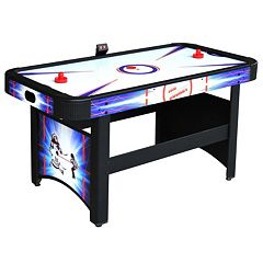 Hathaway Patriot 5-ft. Air Hockey Table