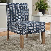 Jane Accent Chair (Multi Colors) + $10 Kohls Cash