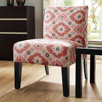 Jane Accent Chair + $10 Kohls Cash