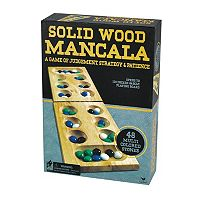 Cardinal Games Solid Wood Mancala