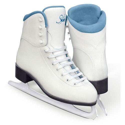 Jackson Ultima Girls GS184 SoftSkate Recreational Ice Skates