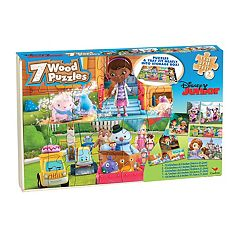 Disney Junior 7-pk. Wood Puzzles by Cardinal