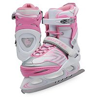 Jackson Ultima Youth Softec Vibe XP1000 Adjustable Recreation Ice Skates
