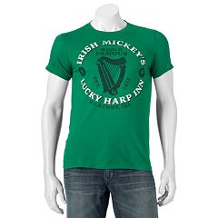 Men's SONOMA Goods for Life™ 'Irish Mickey's Luck Harp Inn' Tee