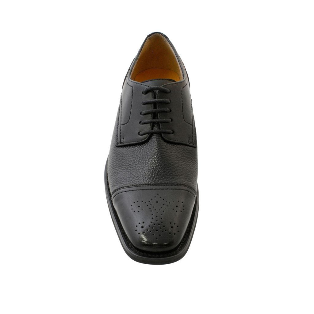 Giorgio Brutini Men's Toe-Cap Oxford Shoes