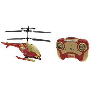 Marvel Avengers Iron Man Remote Control Helicopter by World Tech Toys
