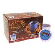 Door County Coffee & Tea Co. Single-Serve Heavenly Caramel Medium Roast Coffee - 12-pk.