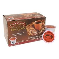 Door County Coffee & Tea Co. Single-Serve Cinnamon Hazelnut Medium Roast Coffee - 12-pk.