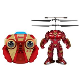 Marvel Avengers Hulk Buster Remote Control Helicopter by World Tech Toys