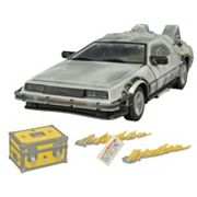 Back To The Future Iced Time Machine Collector Set by Diamond Select Toys